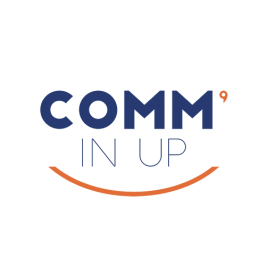 Logo Comm'in Up